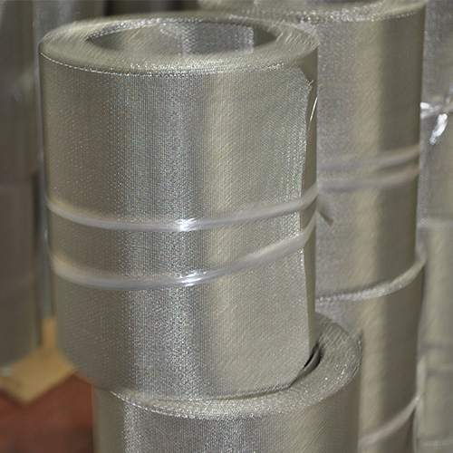 Dutch Mesh(plain Twill Reverse 5shaft Weave)